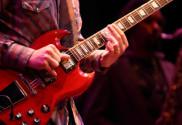 Derek's guitar
