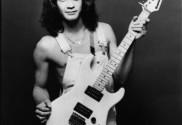 Eddie Van Halen Chitarra Tapping
