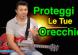 lezioni di chitarra: tappi per le orecchie