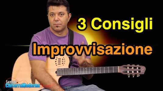 Improvvisazione chitarra